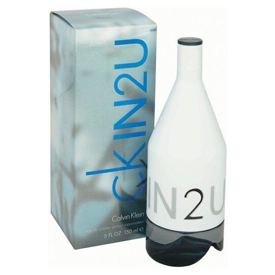 Calvin Klein In 2U For Him Spray 150Ml