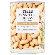 Tesco Cannellini Beans 400G - Tesco