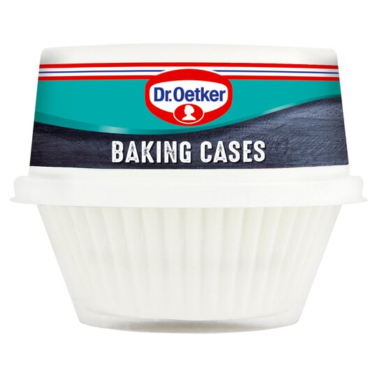 Supercook Baking Cases 100'S