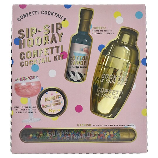 Confetti Cocktail Kit