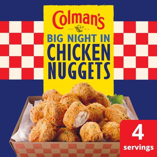 image 1 of Colman's Chicken Nugget Recipe Mix 63G