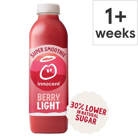 Innocent Berry Light Super Smoothie 750Ml