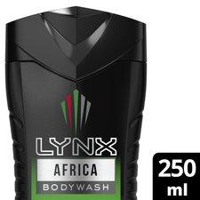 image 1 of Lynx Africa Bodywash 250Ml
