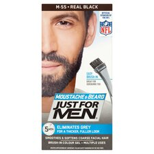 image 1 of Just For Men Hair Colour Real Black