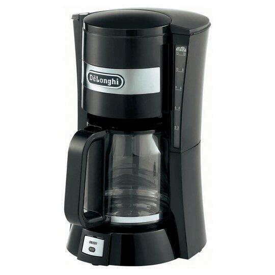 Delonghi Icm152 Filter Coffee Machine Tesco Groceries