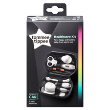 image 1 of Tommee Tippee Closer To Nature Healthcare & Grooming Kit