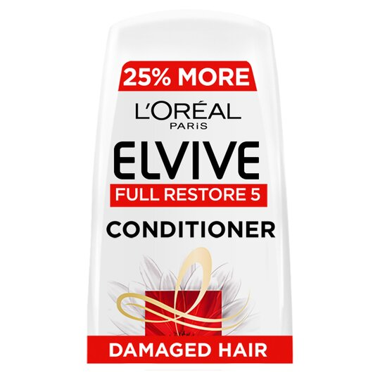 L'oreal Elvive Extreme Damaged Hair Conditioner 500Ml