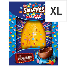 image 1 of Smarties Milk Cho Incredible Easter Egg 470G