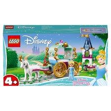 image 2 of LEGO Disney Princess Cinderella's Carriage Ride Disney Toy 41159