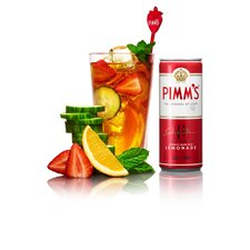 image 2 of Pimm's & Lemonade 10 X 250Ml