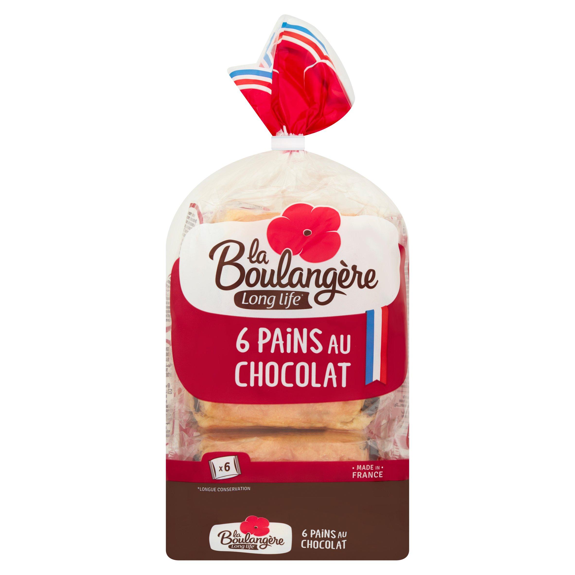 La Boulangere 6 Pains Au Chocolat 270G