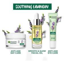 image 3 of Garnier Organic Day Care Anti-Aging Lavandin 50Ml