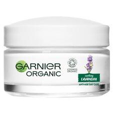 image 1 of Garnier Organic Day Care Anti-Aging Lavandin 50Ml
