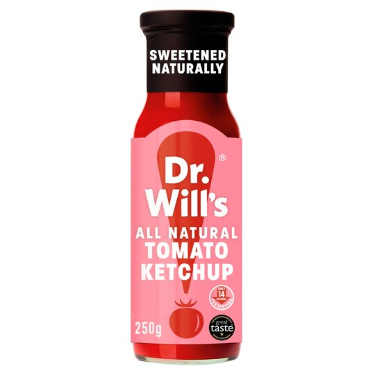 image 1 of Dr. Will's Tomato Ketchup 250G