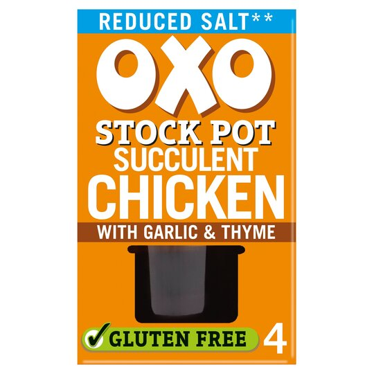 image 1 of Oxo Stock Pot Reduced Salt Chicken 80G