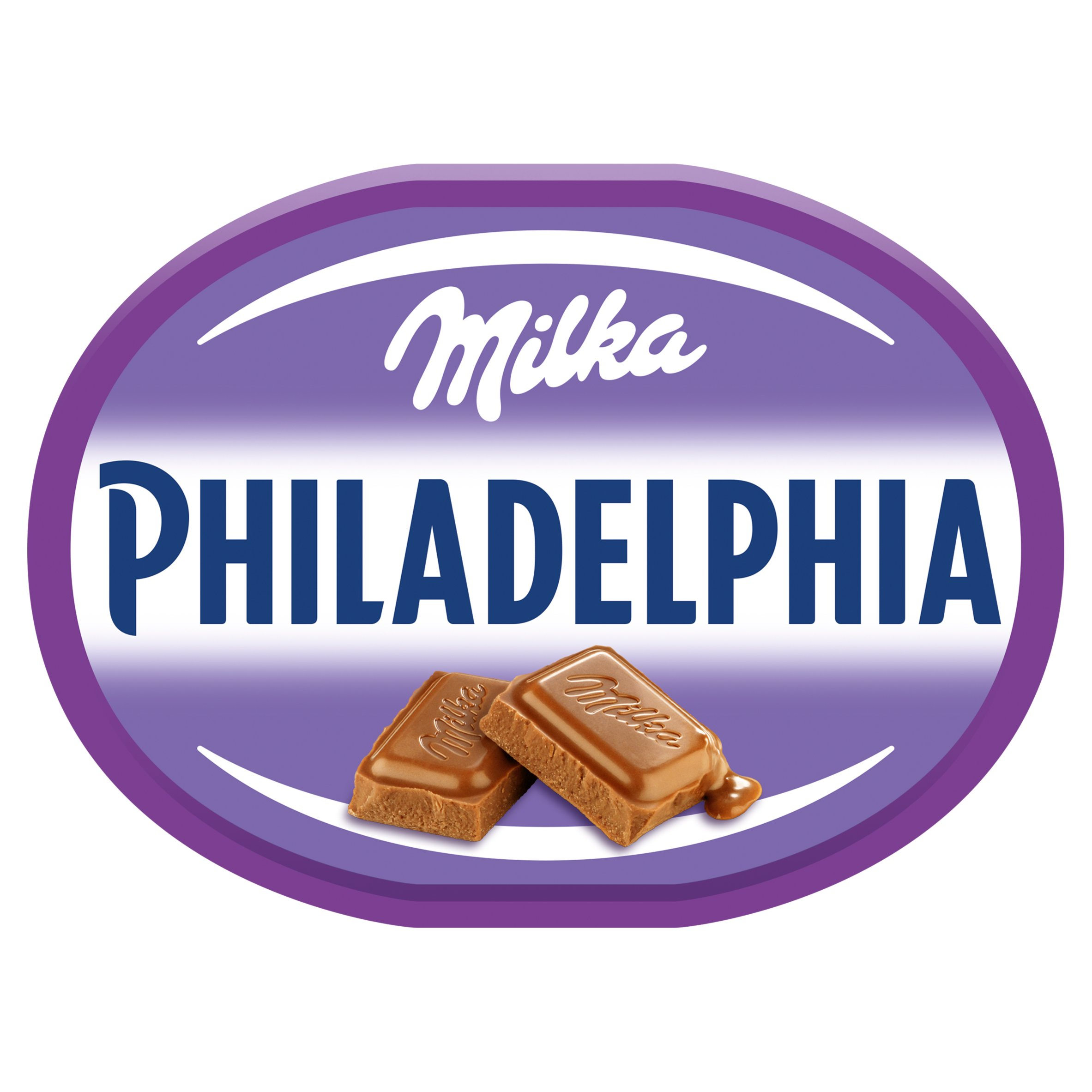 Philadelphia Milka Cheese 150G