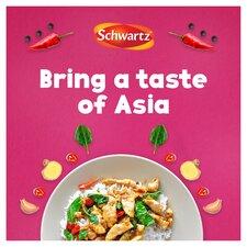 image 3 of Schwartz Thai 7 Spice Seasoning 52G Jar