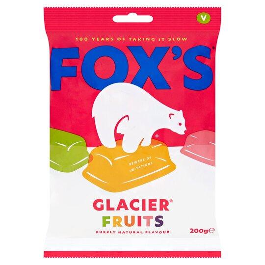 Fox's Glacier Fruits 200G