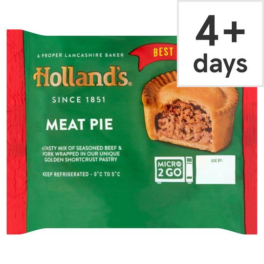Hollands Meat Pie