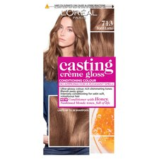 image 1 of L'oreal Casting Creme Gloss Iced Latte 713 Hair Dye
