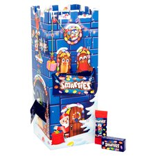 image 1 of Smarties 3D Advent Calendar 227G