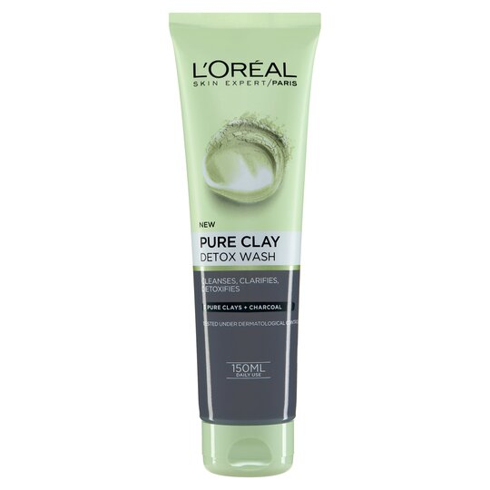 image 1 of L'oreal Paris Pure Clay Foam Washing Black 150Ml