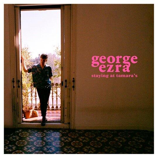 George Ezra Staying At Tamara's Cd