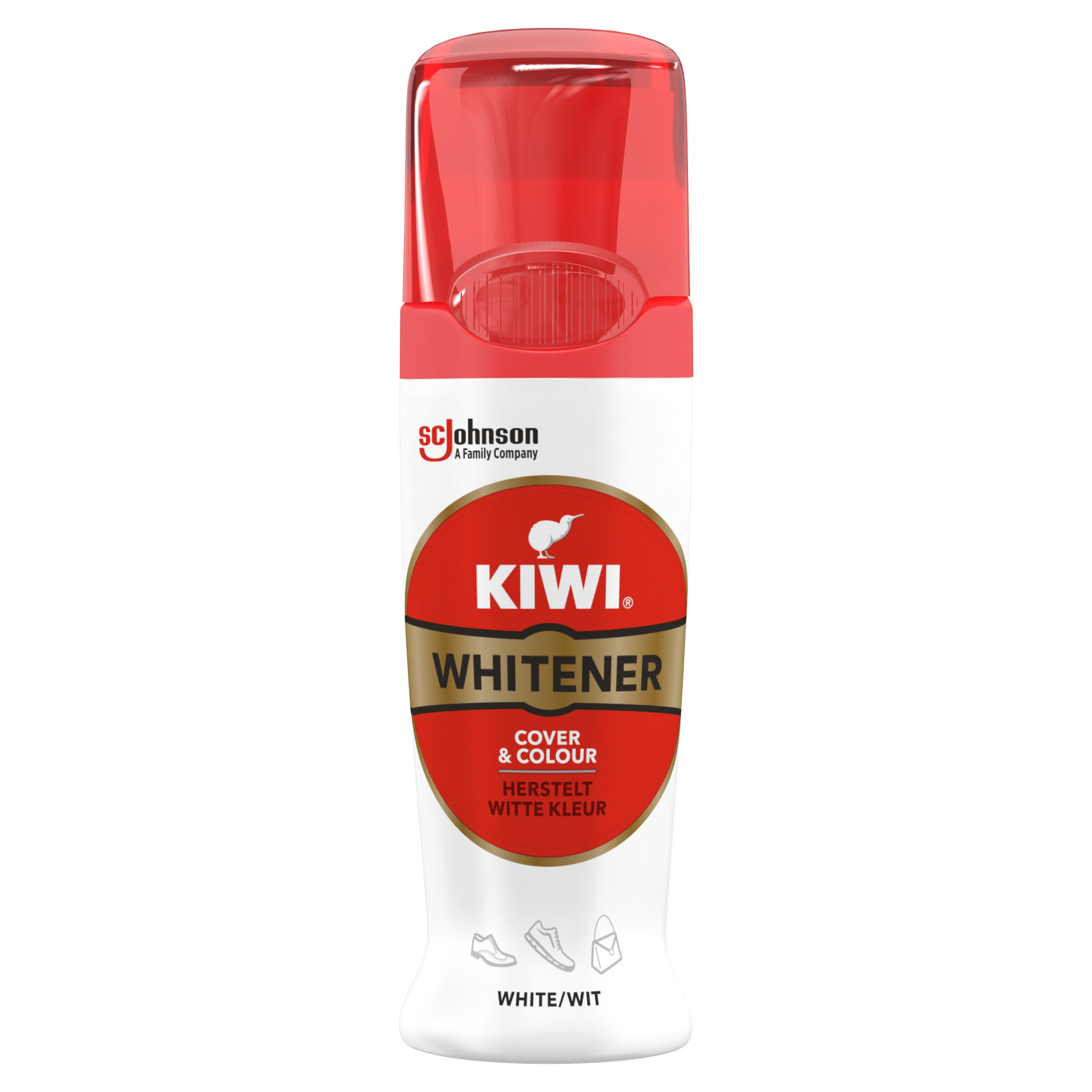 Kiwi Sport Whitener 75Ml - Tesco Groceries