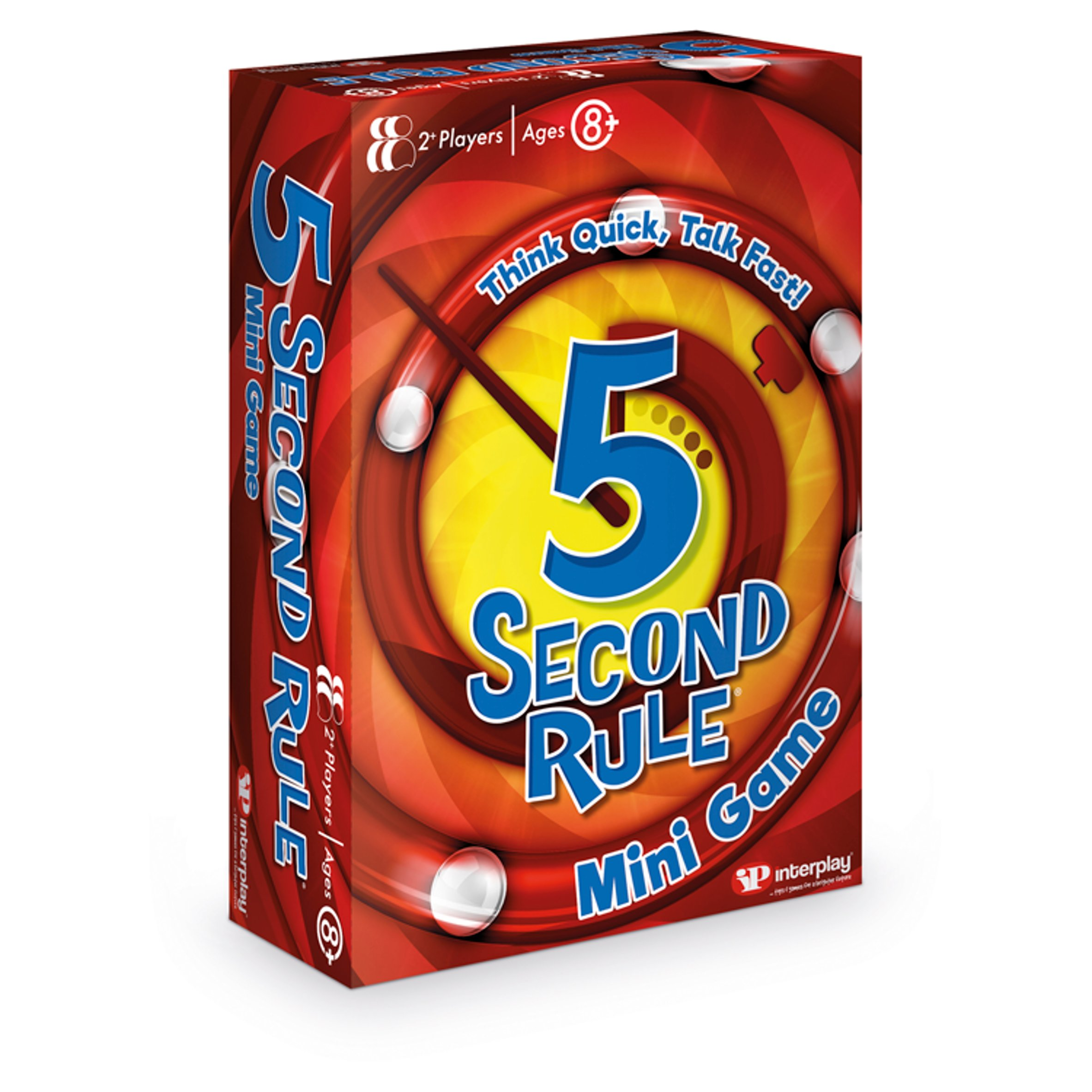 5 Second Rule Travel Game