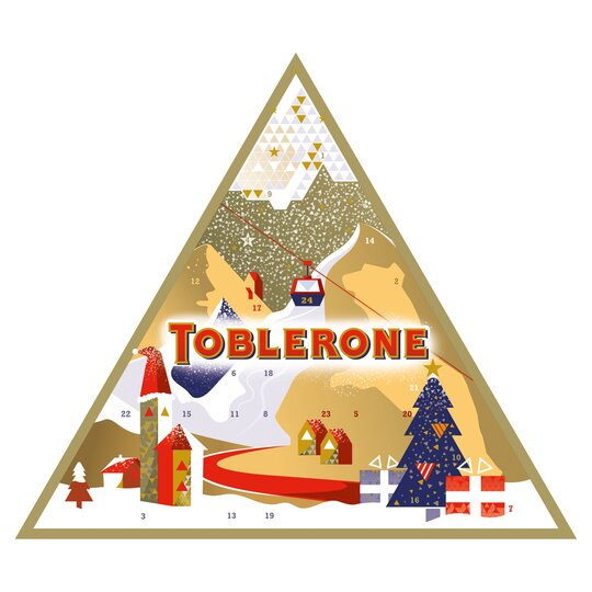 Toblerone Advent Calendar 200g Tesco Groceries