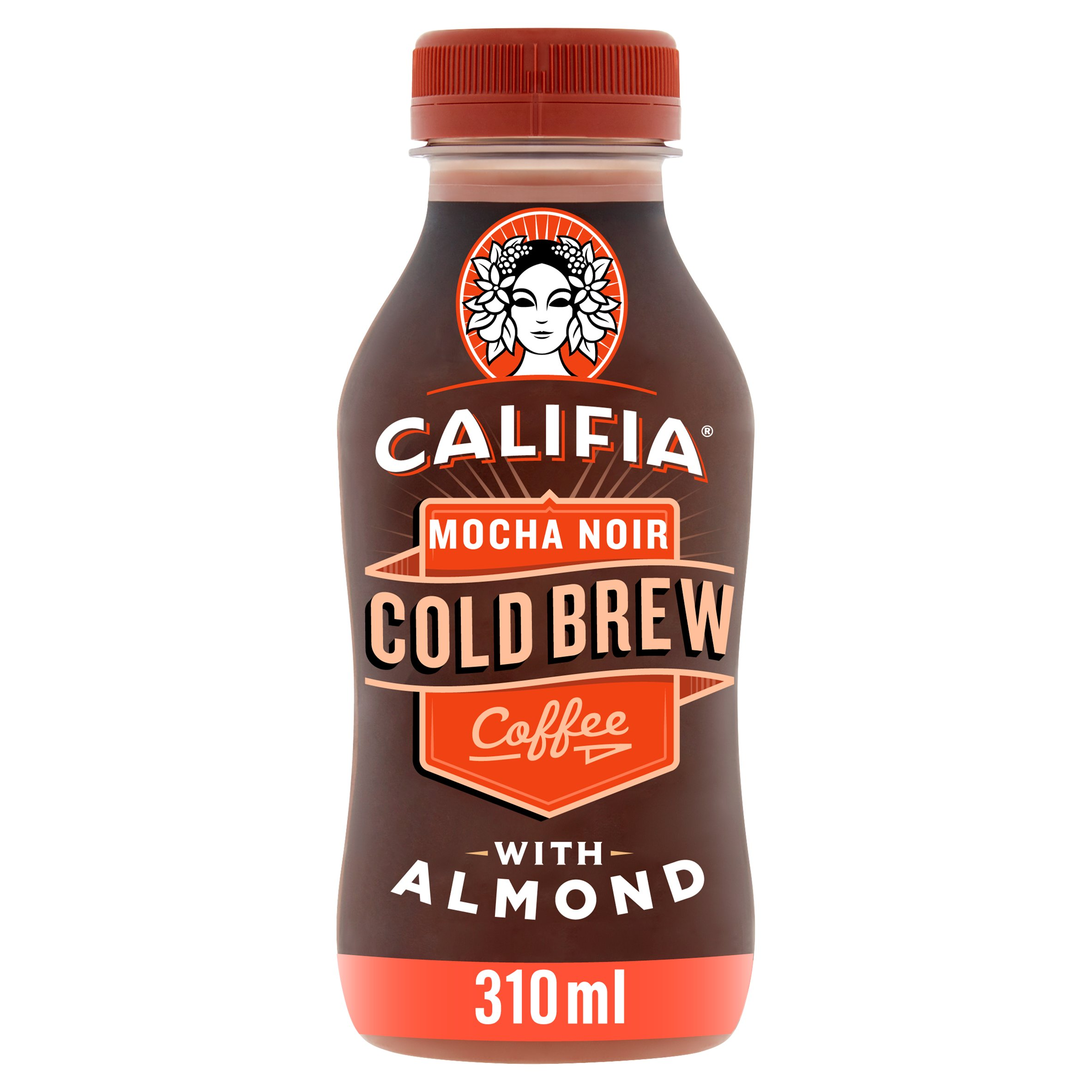 Califia Mocha Noir Cold Brew Coffee Dairy Free 310Ml