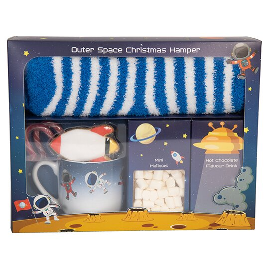 Space Christmas Eve Box