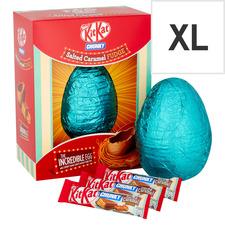 image 1 of Nestle Kit Kat Salted Caramel Giant Egg 516G