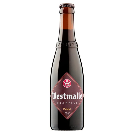 Westmalle Dubbel Trappist Ale Dark 7% 330Ml