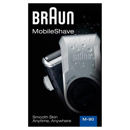Braun M90 Mobile Shave
