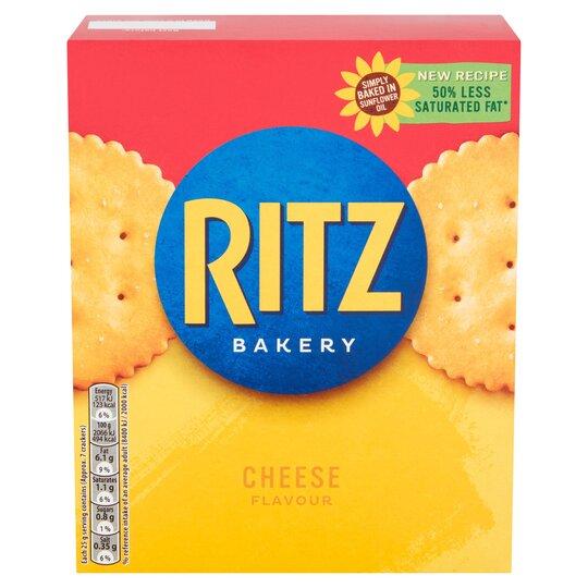 Ritz Cheese Crackers 200G