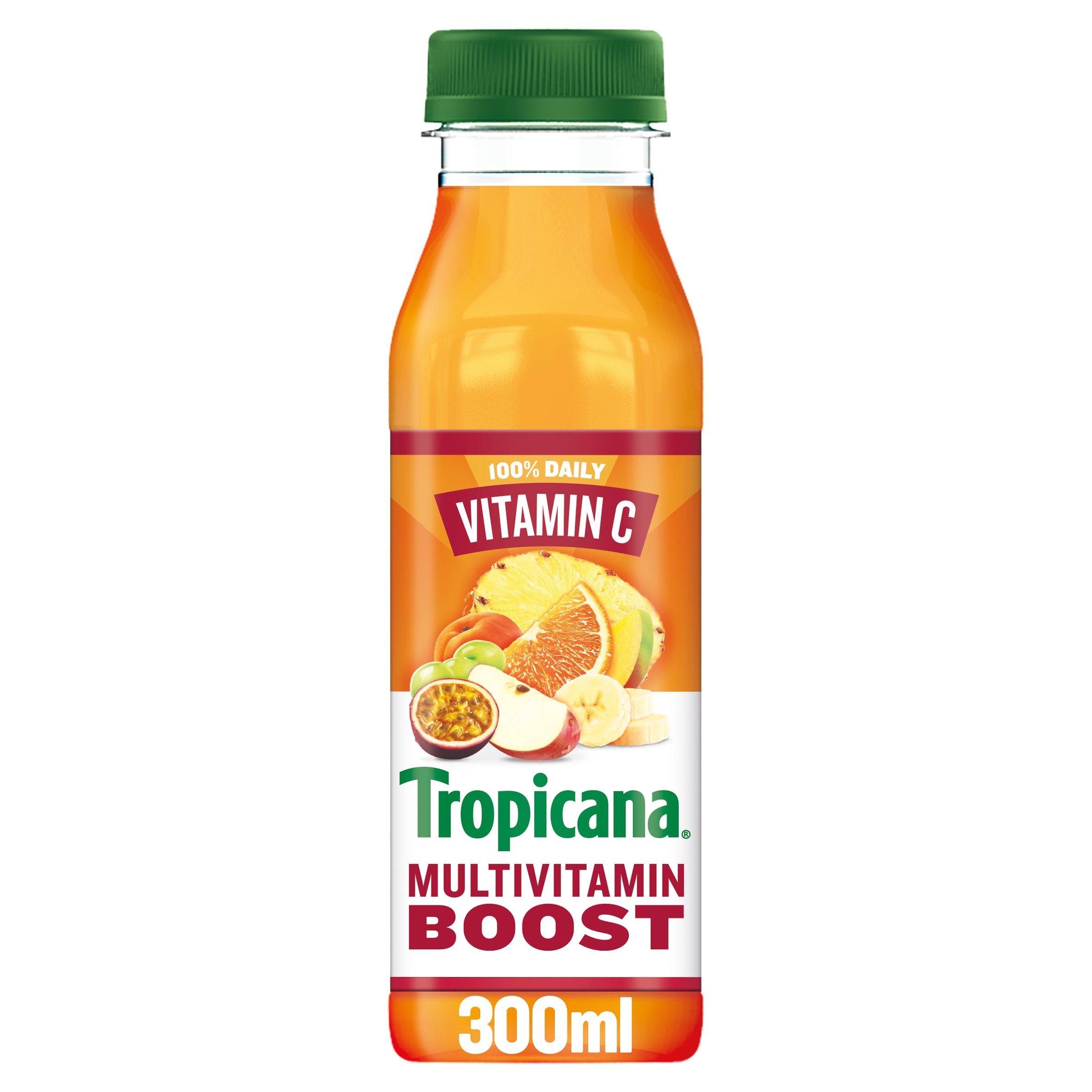Tropicana Multivitamins 300Ml