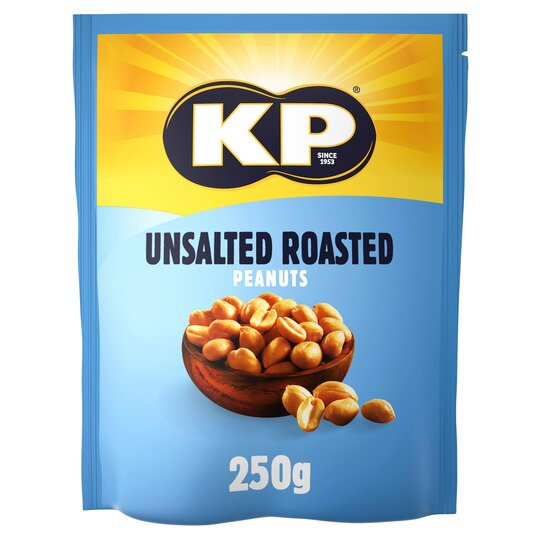 image 1 of Kp Unsalted Peanuts 250G