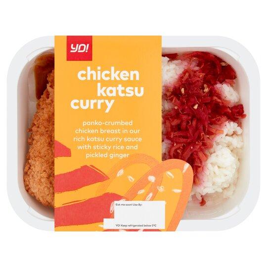 Yo! Chicken Katsu Curry 450G