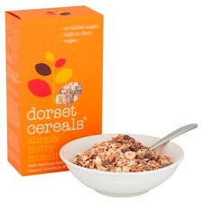 image 2 of Dorset Cereals Simply Nutty Muesli 560G