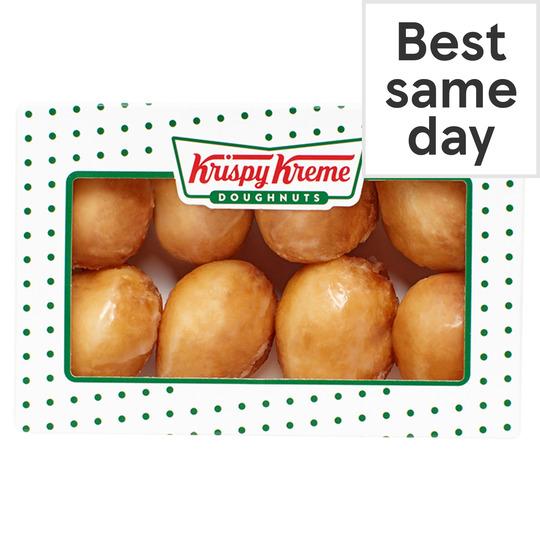 image 1 of Krispy Kreme Doughnut Bites 8 Pack