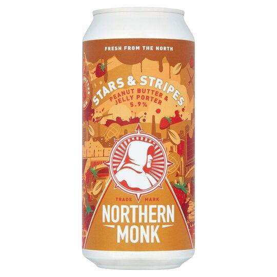 Northern Monk Stars & Stripes Beer 440Ml