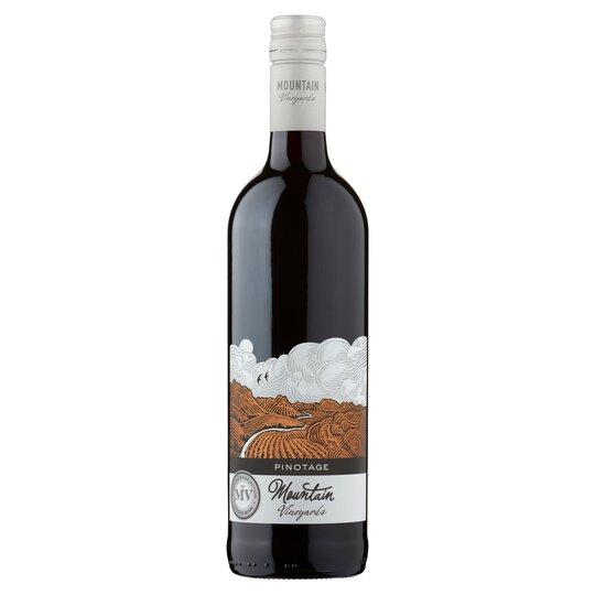 image 1 of Mountain Vineyards Pinotage 75Cl