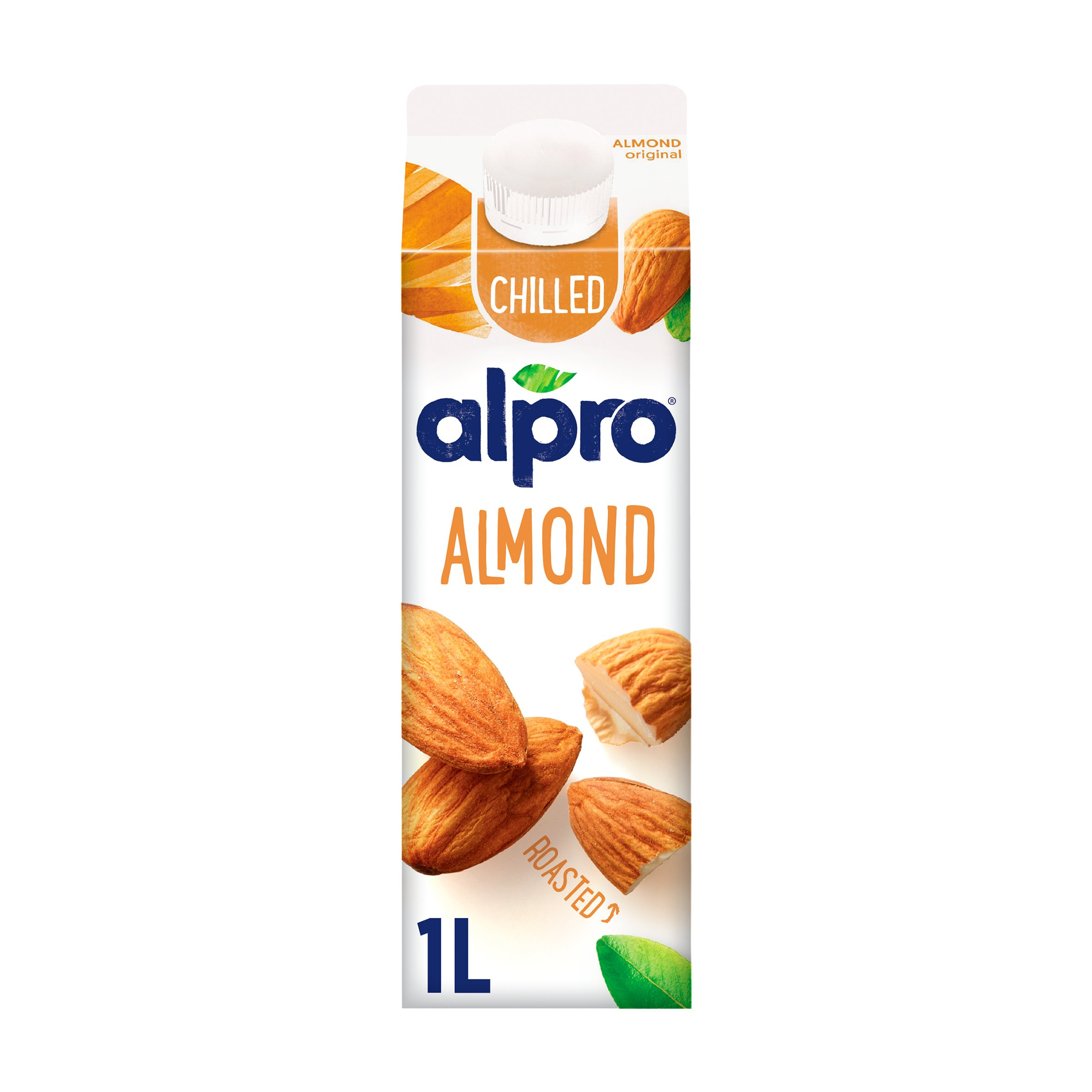 Alpro Almond Chilled Drink 1 Litre