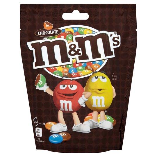 M & M's Chocolate Bag 165G