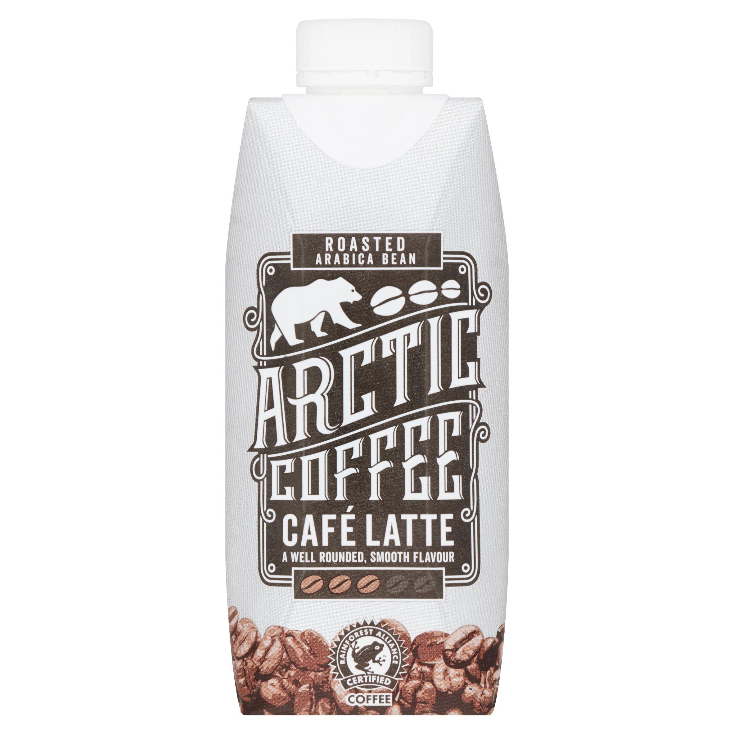 Arctic Coffee Cafe Latte 330Ml