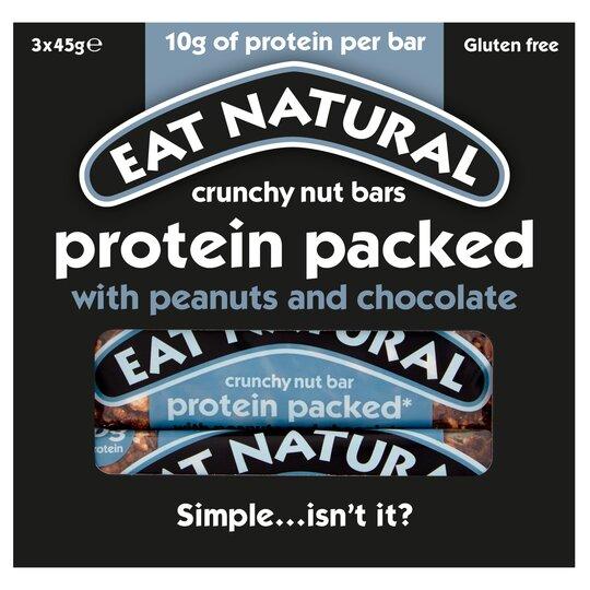 eat natural bar kalorier