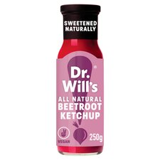 image 1 of Dr. Will's Beetroot Ketchup 250G