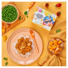 image 2 of Annabel Karmel Chicken & Butternut Squash with Rice Ready Meal 200G