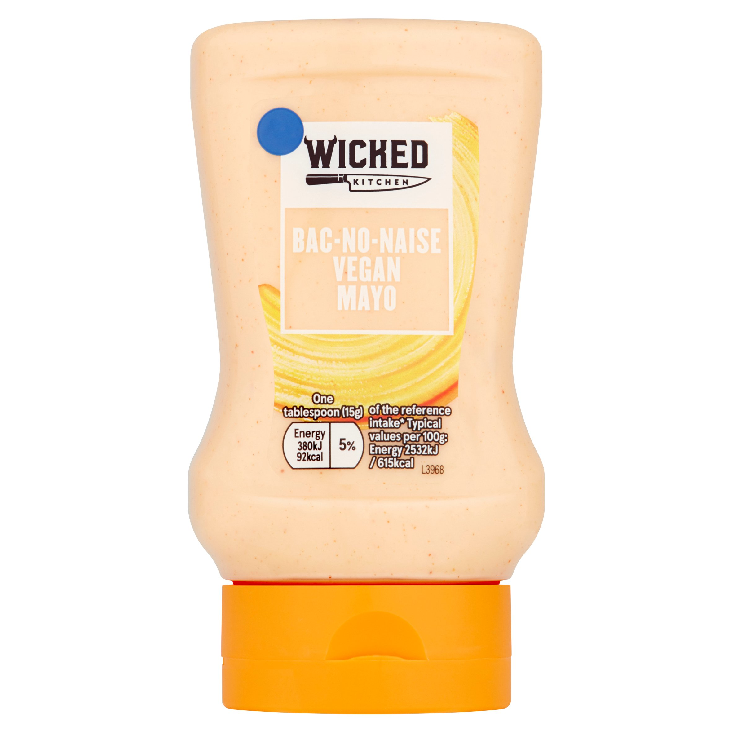 Wicked Kitchen Bacnonaise Vegan Mayonnaise 265G